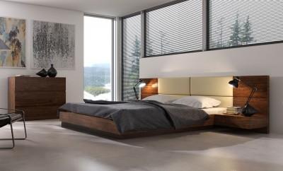 Ekskluzywne łóżko New Fashion