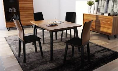 Bukowy stół Retro