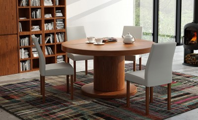Oryginalny stół do kuchni lub jadalni, rozkładany