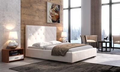Ekskluzywne łóżko Koryntia
