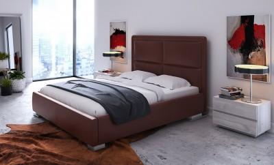 Nowoczesne łóżko Moa