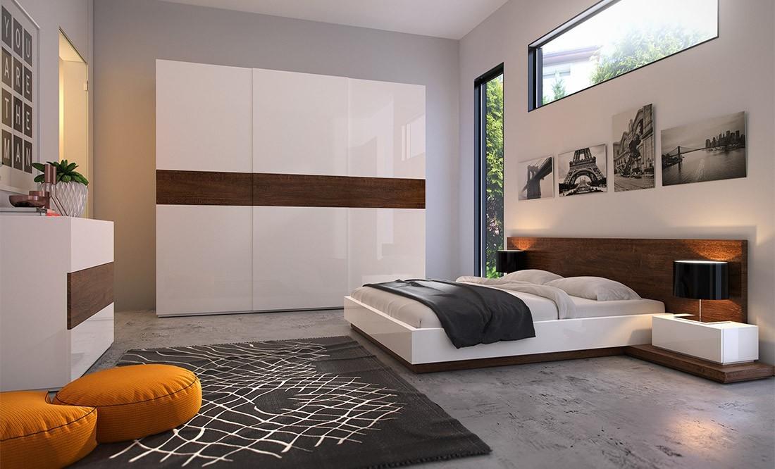 Sypialnia Infiniti