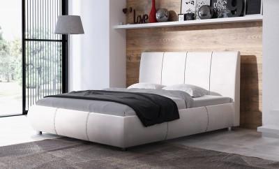 Nowoczesne łóżko na wymiar Arco