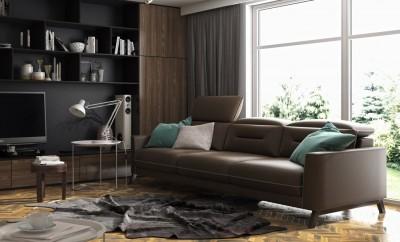 Sofa Retro 236 cm